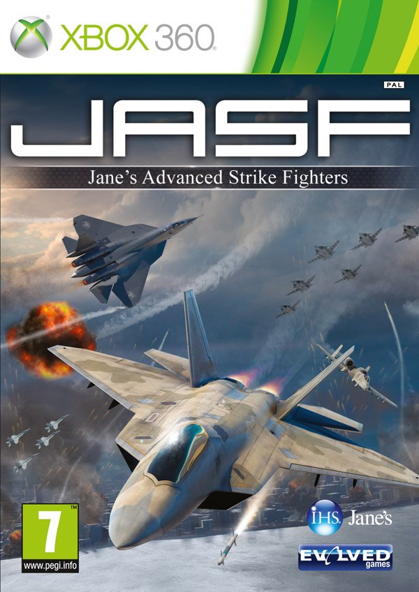 Box art - Jane's Advanced Strike Fighters