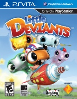 Box art - Little Deviants