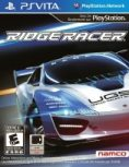 Box art - Ridge Racer Vita