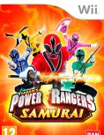 Box art - Saban's Power Rangers Samurai