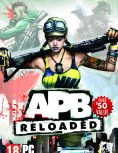 Box art - APB: Reloaded