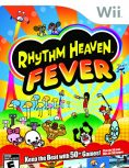 Box art - Rhythm Heaven Fever