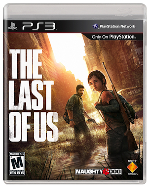 Box art - The Last of Us