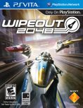 Box art - WipEout 2048