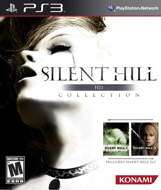 Box art - Silent Hill HD Collection