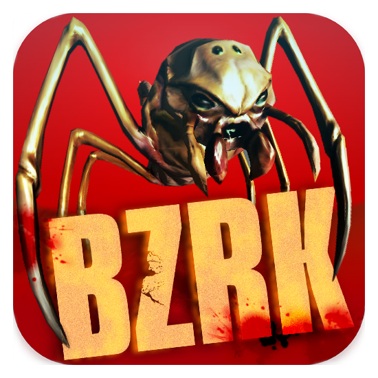 Box art - BZRK the Game