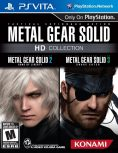 Box art - Metal Gear Solid HD Collection (Vita)