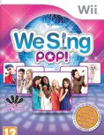 Box art - We Sing Pop!