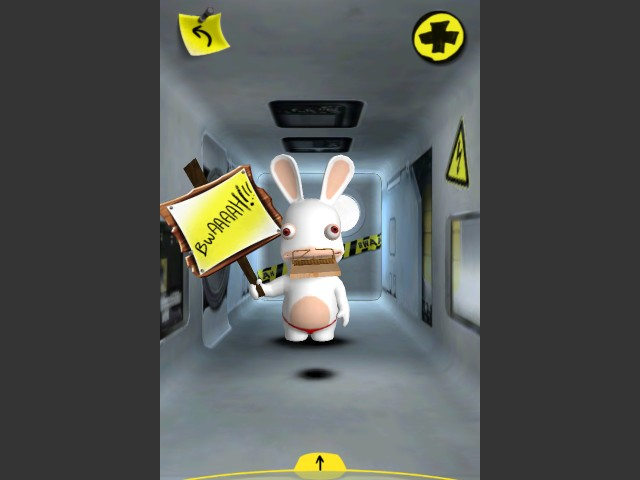 Box art - Rabbids Go Phone Again