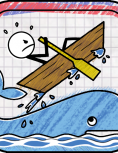 Box art - Stickman Stunt Boat