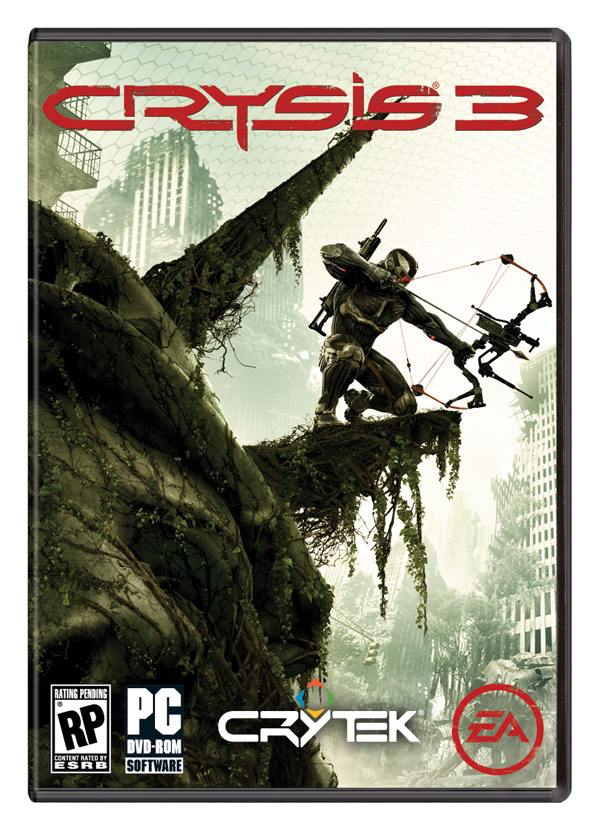 Box art - Crysis 3