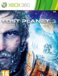 Box art - Lost Planet 3