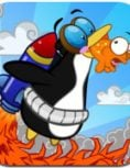 Box art - Super Jetpack Penguin