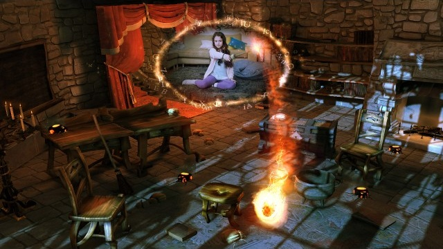 Wonderbook: Book of Spells Preview - GameRevolution