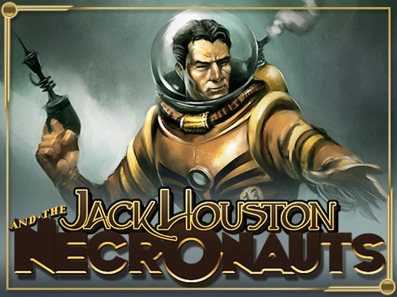 Box art - Jack Houston and the Necronauts