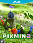 Box art - Pikmin 3