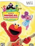 Box art - Sesame Street: Elmo's Musical Monsterpiece