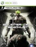Box art - Tom Clancy's Splinter Cell: Blacklist