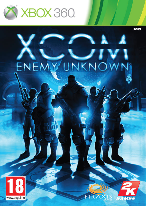 Box art - XCOM: Enemy Unknown