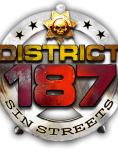 Box art - District 187: Sin Streets