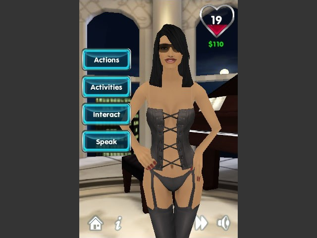 Virtual girlfriend game pc