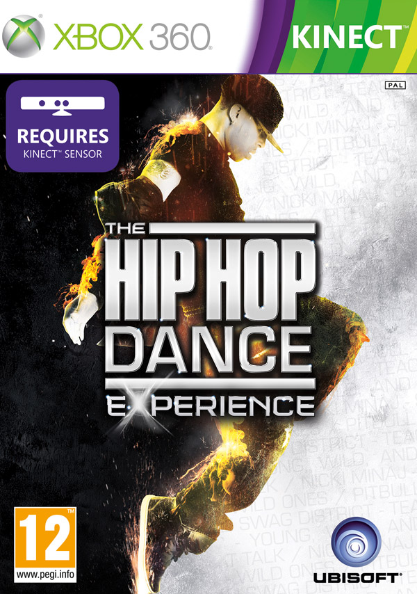Box art - The Hip Hop Dance Experience