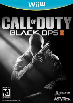Box art - Call of Duty: Black Ops 2 (Wii U)