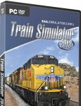 Box art - Train Simulator 2013