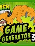 Box art - Ben 10 Game Generator 3