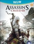 Box art - Assassin's Creed III (Wii U)