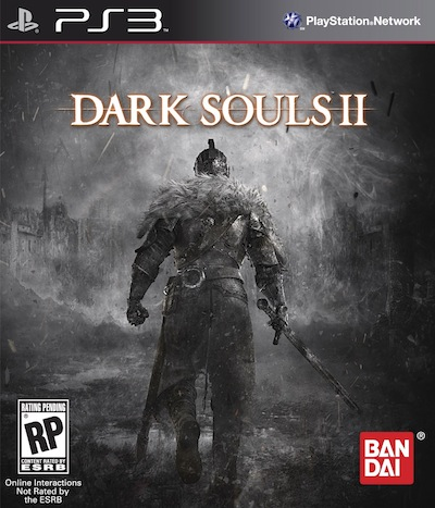 Box art - Dark Souls II