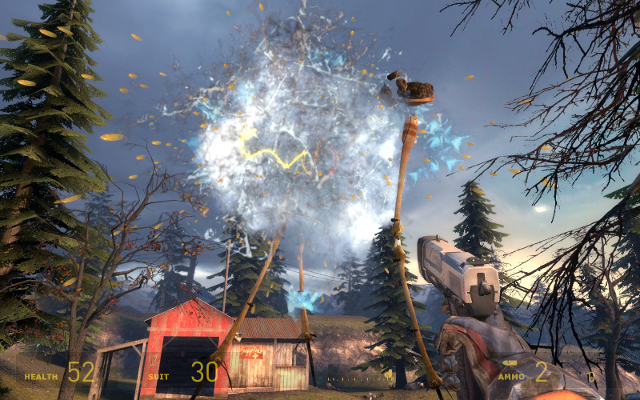 Half-Life 2 Named Game Of The Decade By VGAs - GameRevolution