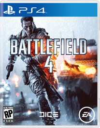 Box art - Battlefield 4