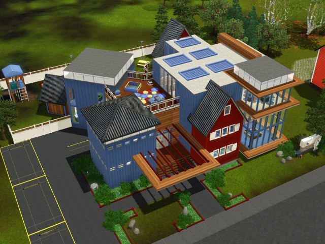 The Sims 3 Aurora Skies Archives - GameRevolution
