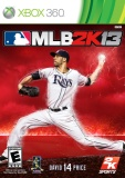 Box art - Major League Baseball 2K13