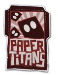 Box art - Paper Titans