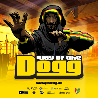 Box art - Way of the Dogg