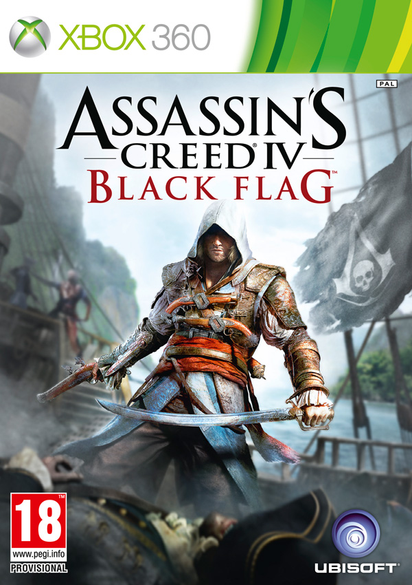 Box art - Assassin's Creed IV: Black Flag