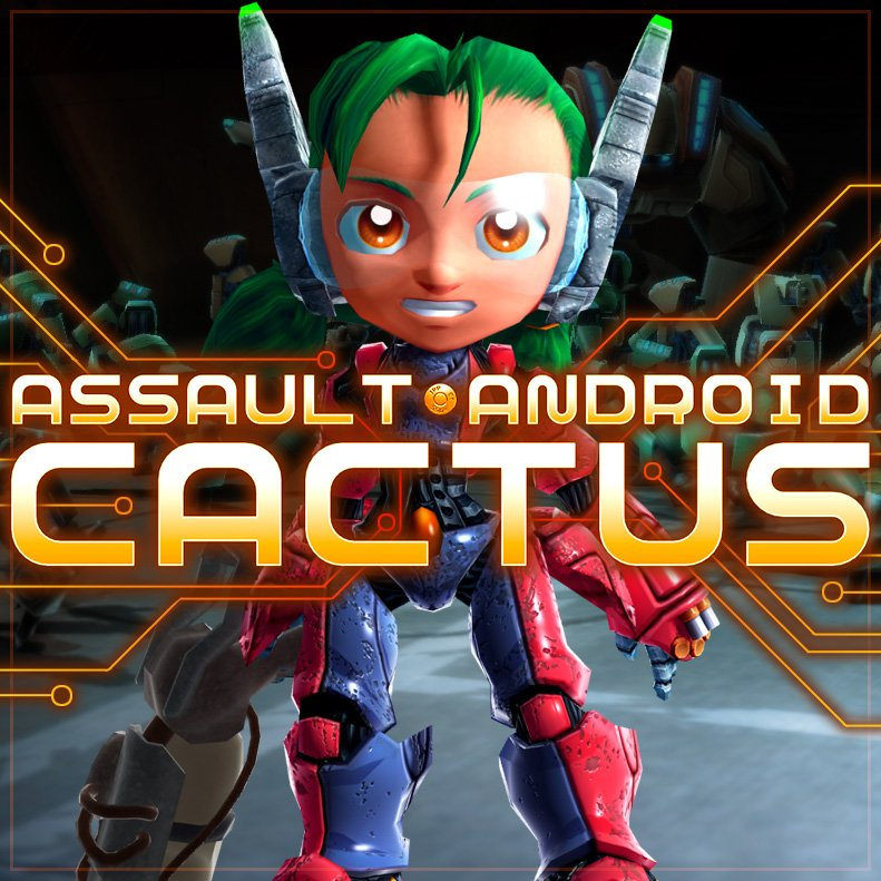Box art - Assault Android Cactus