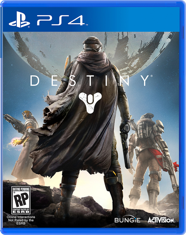 Box art - Destiny