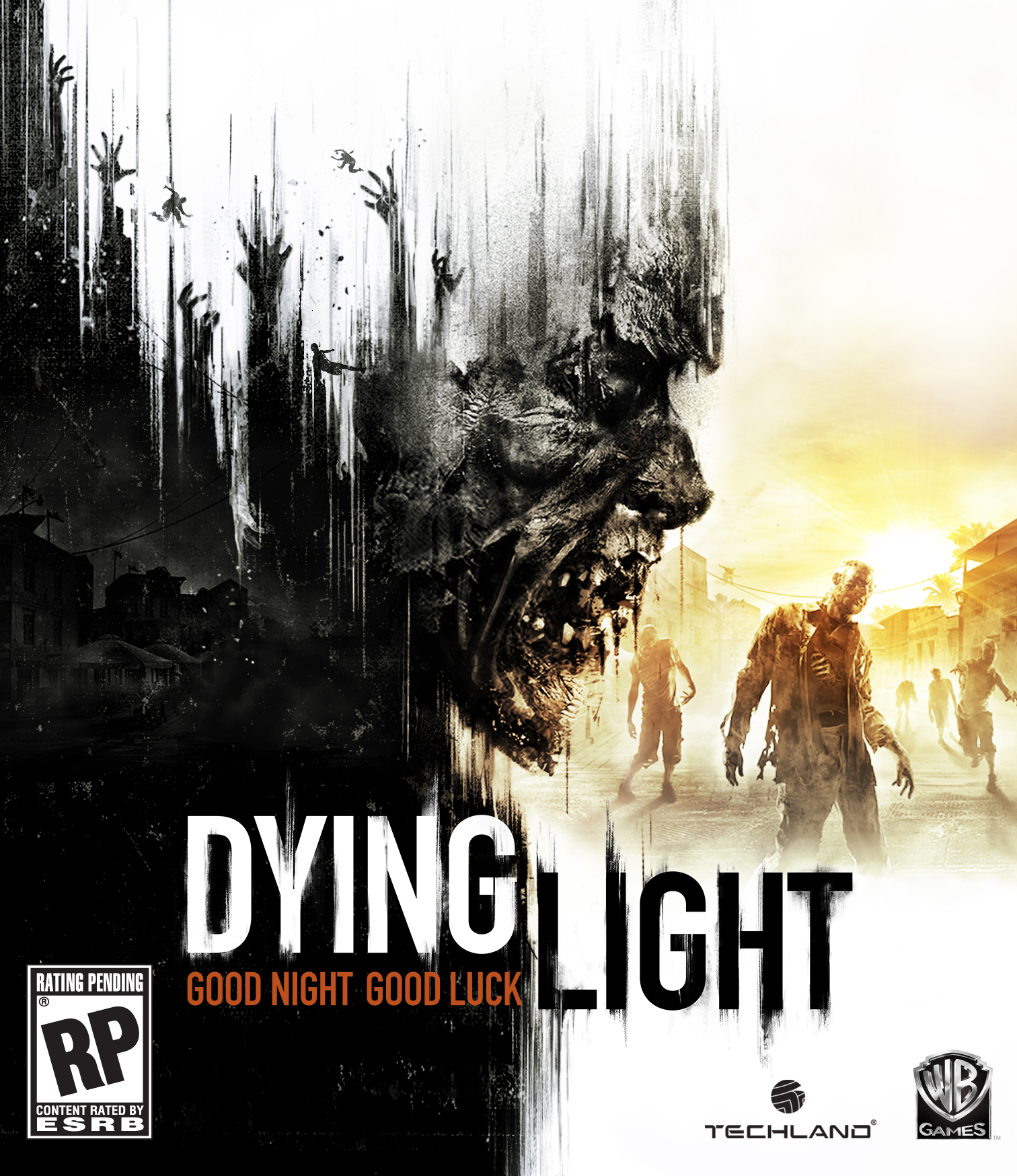 Box art - Dying Light
