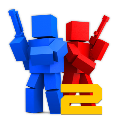 Box art - Cubemen 2