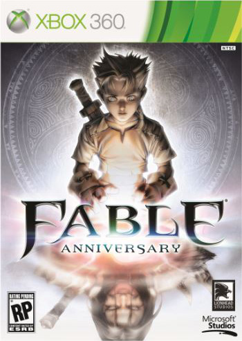 Box art - Fable Anniversary
