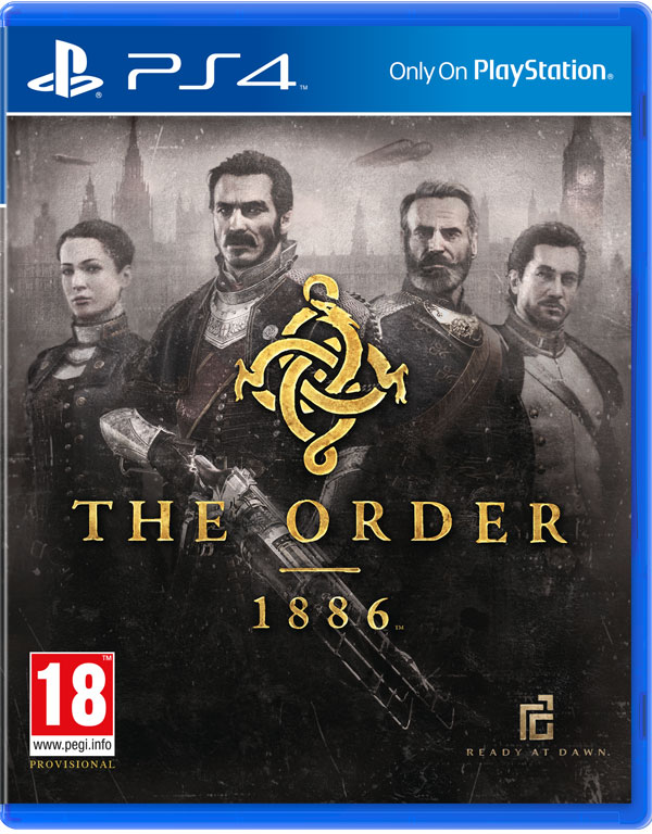 Box art - The Order: 1886