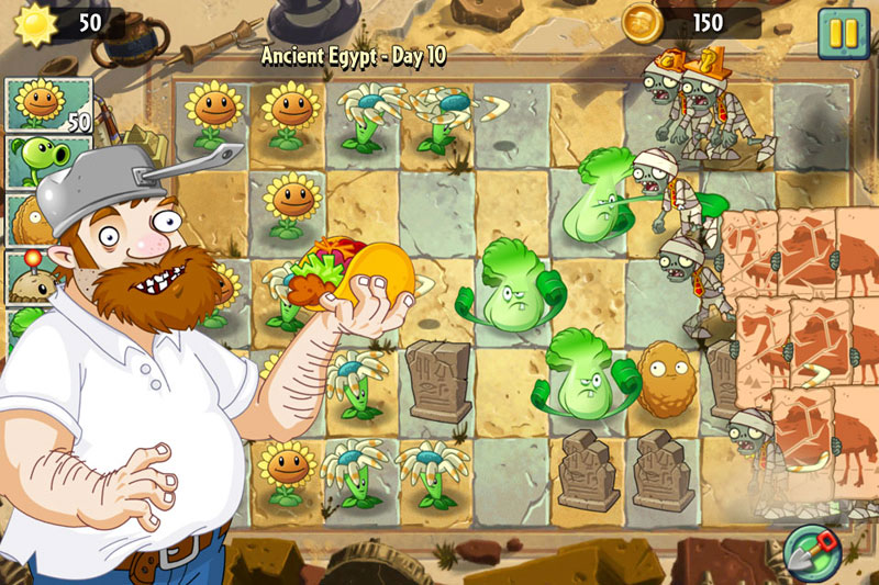 Plants vs zombies 2 its about time review gamerevolution voltagebd Gallery