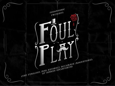 Box art - Foul Play