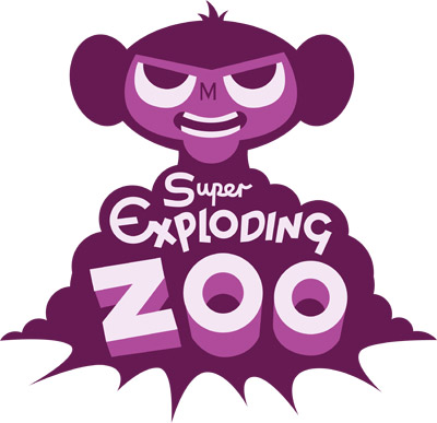 Box art - Super Exploding Zoo