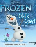 Box art - Disney Frozen: Olaf's Quest