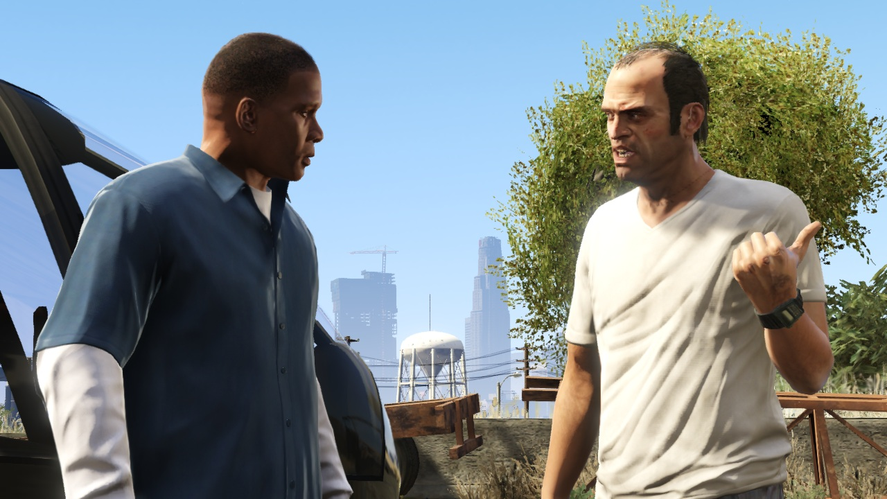 Grand Theft Auto 5 Sales Account For a Third of All GTA Revenue