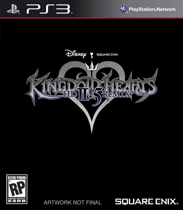 Box art - Kingdom Hearts HD 2.5 Remix